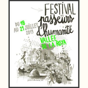 Juillet 2019 : festival des passeurs d'humanité dans la vallée de la Roya
